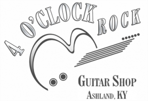 4-Oclock Rock Guitar Shop