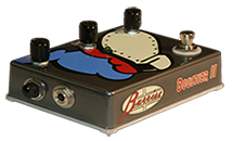 Boostier Effects Pedal