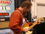 Winter Namm and Dallas Guitar Show